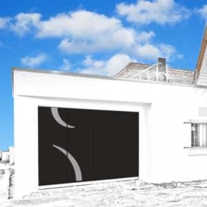 Porte de garage latérale 3